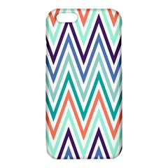 Chevrons Colourful Background iPhone 6/6S TPU Case