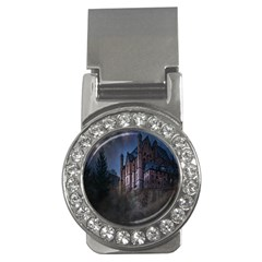 Castle Mystical Mood Moonlight Money Clips (cz)