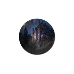 Castle Mystical Mood Moonlight Golf Ball Marker (4 pack)