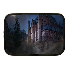 Castle Mystical Mood Moonlight Netbook Case (Medium)