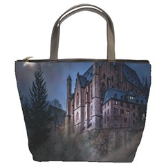 Castle Mystical Mood Moonlight Bucket Bags