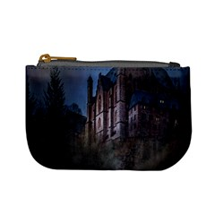 Castle Mystical Mood Moonlight Mini Coin Purses