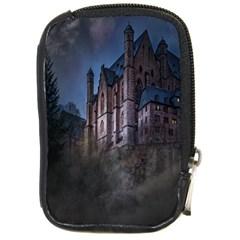 Castle Mystical Mood Moonlight Compact Camera Cases