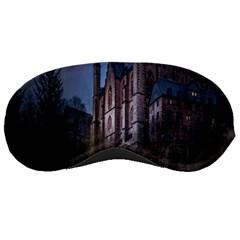 Castle Mystical Mood Moonlight Sleeping Masks