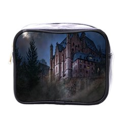 Castle Mystical Mood Moonlight Mini Toiletries Bags