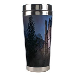 Castle Mystical Mood Moonlight Stainless Steel Travel Tumblers