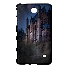 Castle Mystical Mood Moonlight Samsung Galaxy Tab 4 (7 ) Hardshell Case