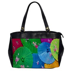 Chinese Umbrellas Screens Colorful Office Handbags