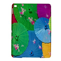 Chinese Umbrellas Screens Colorful Ipad Air 2 Hardshell Cases