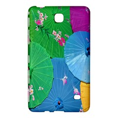 Chinese Umbrellas Screens Colorful Samsung Galaxy Tab 4 (8 ) Hardshell Case