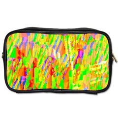 Cheerful Phantasmagoric Pattern Toiletries Bags