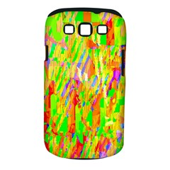 Cheerful Phantasmagoric Pattern Samsung Galaxy S III Classic Hardshell Case (PC+Silicone)