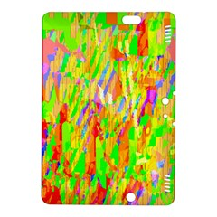 Cheerful Phantasmagoric Pattern Kindle Fire Hdx 8 9  Hardshell Case