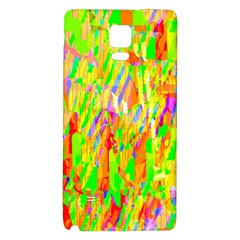 Cheerful Phantasmagoric Pattern Galaxy Note 4 Back Case