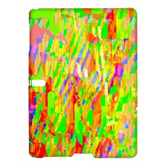 Cheerful Phantasmagoric Pattern Samsung Galaxy Tab S (10.5 ) Hardshell Case