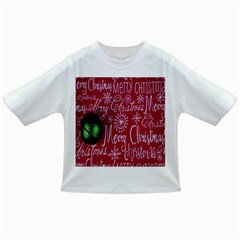 Christmas Decorations Retro Infant/Toddler T-Shirts