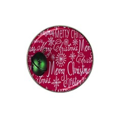 Christmas Decorations Retro Hat Clip Ball Marker (10 pack)