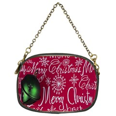 Christmas Decorations Retro Chain Purses (One Side)