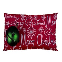 Christmas Decorations Retro Pillow Case (Two Sides)