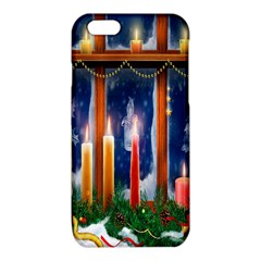 Christmas Lighting Candles iPhone 6/6S TPU Case