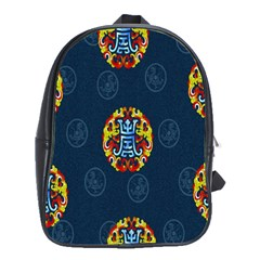 China Wind Dragon School Bags(Large)