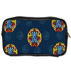 China Wind Dragon Toiletries Bags