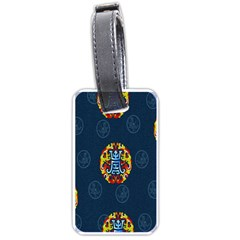 China Wind Dragon Luggage Tags (One Side)