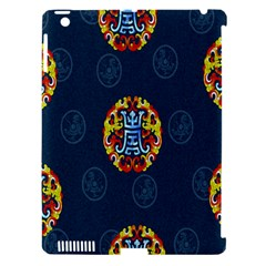 China Wind Dragon Apple Ipad 3/4 Hardshell Case (compatible With Smart Cover)