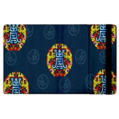 China Wind Dragon Apple iPad 2 Flip Case