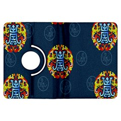 China Wind Dragon Kindle Fire HDX Flip 360 Case
