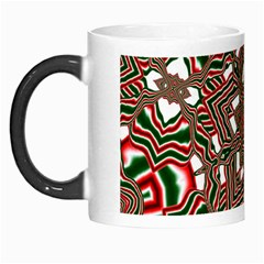 Christmas Kaleidoscope Morph Mugs