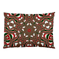 Christmas Kaleidoscope Pillow Case (two Sides)