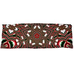 Christmas Kaleidoscope Body Pillow Case Dakimakura (Two Sides)