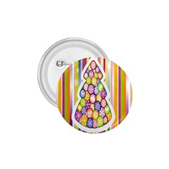 Christmas Tree Colorful 1 75  Buttons