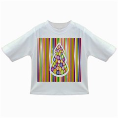 Christmas Tree Colorful Infant/toddler T Shirts