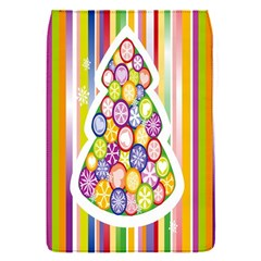 Christmas Tree Colorful Flap Covers (s)