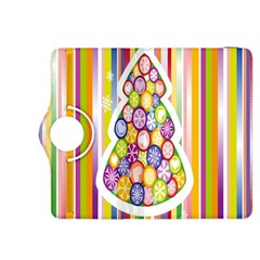Christmas Tree Colorful Kindle Fire Hdx 8 9  Flip 360 Case