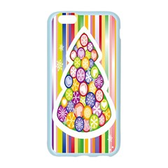 Christmas Tree Colorful Apple Seamless iPhone 6/6S Case (Color)