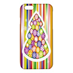 Christmas Tree Colorful iPhone 6/6S TPU Case