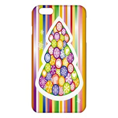 Christmas Tree Colorful Iphone 6 Plus/6s Plus Tpu Case