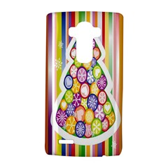 Christmas Tree Colorful LG G4 Hardshell Case