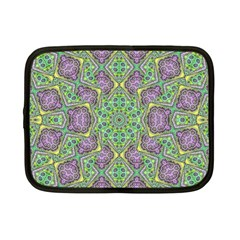 Modern Ornate Geometric Pattern Netbook Case (small)