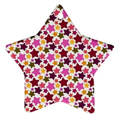 Christmas Star Pattern Ornament (Star)