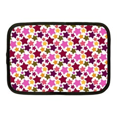 Christmas Star Pattern Netbook Case (Medium)