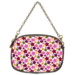 Christmas Star Pattern Chain Purses (One Side)