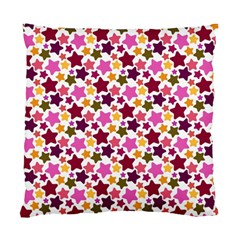Christmas Star Pattern Standard Cushion Case (Two Sides)