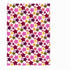 Christmas Star Pattern Large Garden Flag (Two Sides)