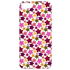 Christmas Star Pattern Apple iPhone 5 Classic Hardshell Case