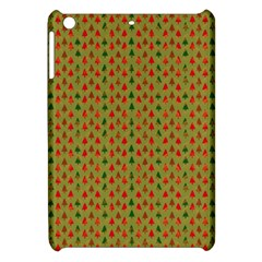 Christmas Trees Pattern Apple iPad Mini Hardshell Case