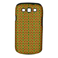 Christmas Trees Pattern Samsung Galaxy S III Classic Hardshell Case (PC+Silicone)